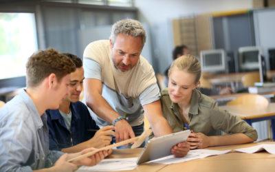 Au cœur de l'enseignement : la relation éducative (première partie)